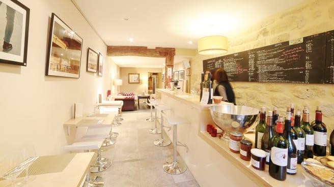 Salle du restaurant Le Petit Jacob - Le Petit Jacob, Paris