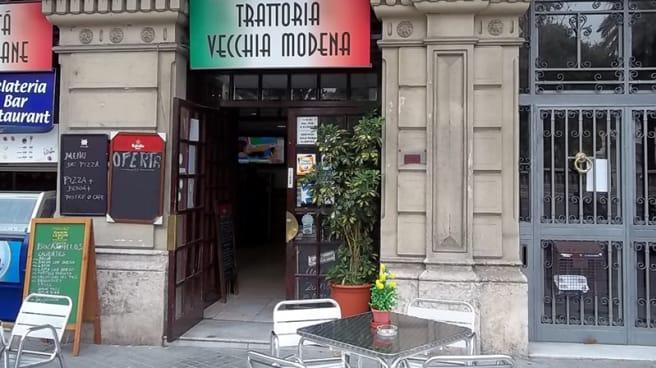Terraza - Vecchia Módena, Barcelona