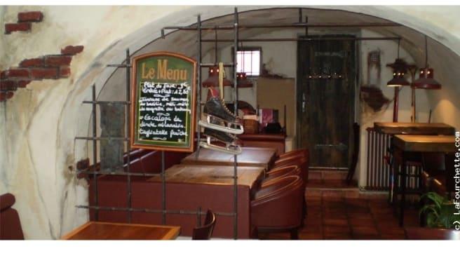 La salle - Le Gaulois, Albertville