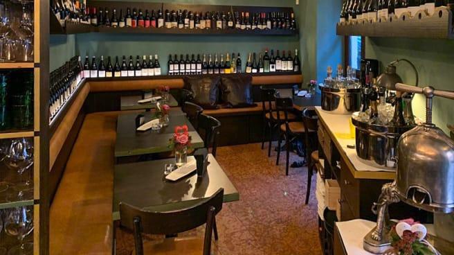 Interno - La Locanda, Verona