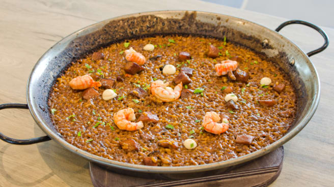 Sugerencia del chef - La Suissa Market Grill, Barcelona