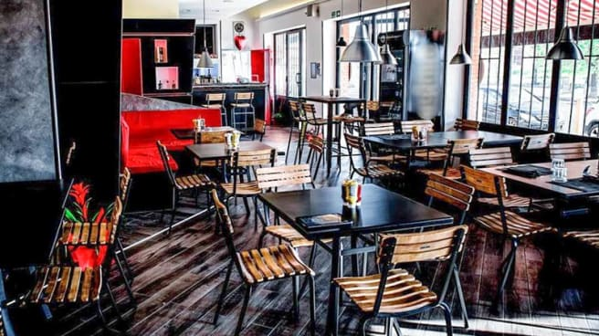 Veduta dell interno - Marquis' Pub, Ladispoli