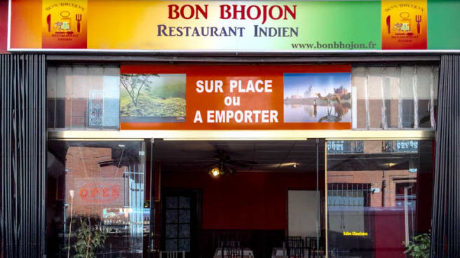 Entrée - Bon Bhojon, Toulouse