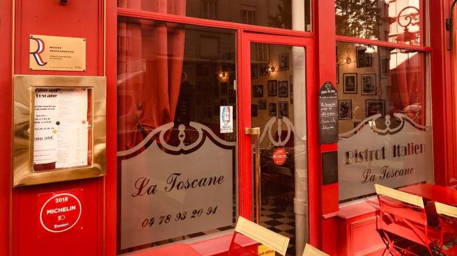 La Toscane - La Toscane, Lyon