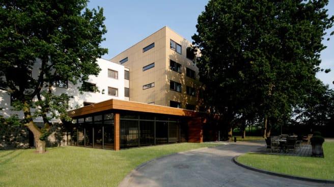Ingang - Fletcher Wellness-Hotel Stadspark, Bergen op Zoom