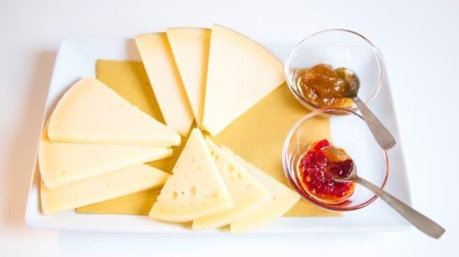 formaggi - Chalet del Parco