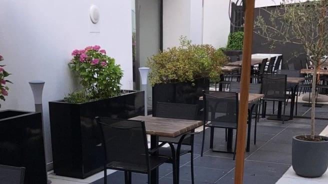 Terrasse - Adèle Brasserie