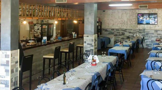 Vista del interior - Restobar Pan-Comido, Getafe