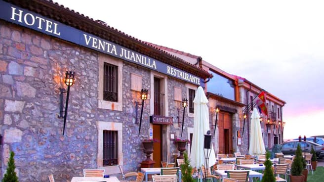 Vista fachada - Venta Juanilla