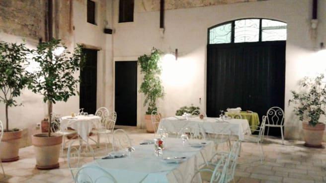 Vista sala - Valente Ristorante, Casarano