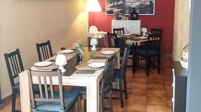 Sala del restaurante - El Gabacho, Puerto De La Cruz