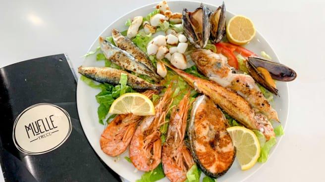 Sugerencia del chef - Muelle Trece, El Ejido
