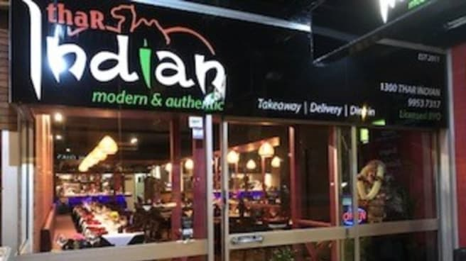Thar Indian Cuisine, Neutral Bay (NSW)
