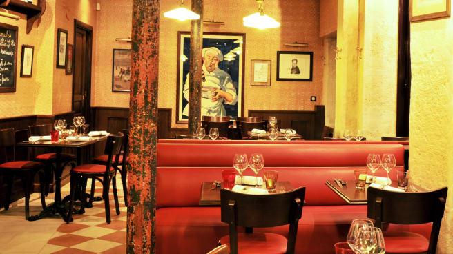 Vue de l'intérieur - La Cuisinière Lyonnaise, Paris