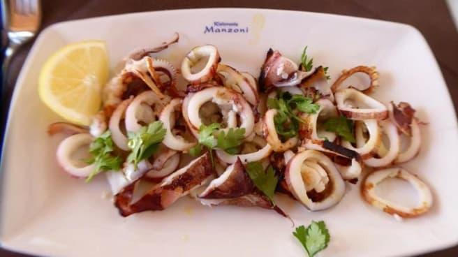 Specialità dello chef - Ristorante Manzoni, Golfo Aranci