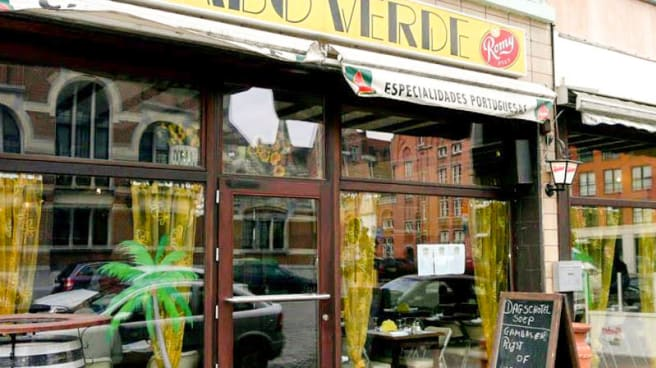 entrée - Cabo Verde, Antwerp