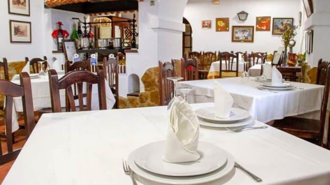 Vista de la sala - Restaurante La Bodega, Cádiz