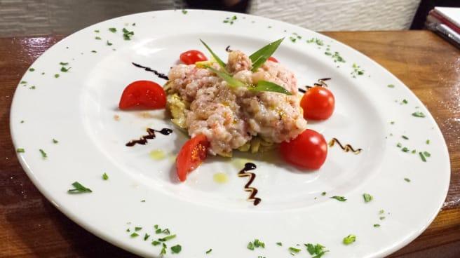 Piatto - Tavernetta del gusto, Marsala