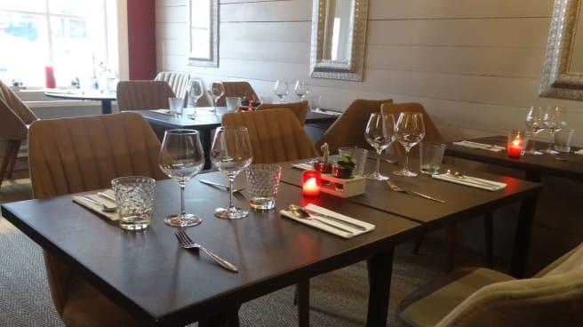 table - L'Argan, Bondues