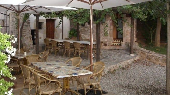 Vista terraza - Can Ribes, Molins De Rei