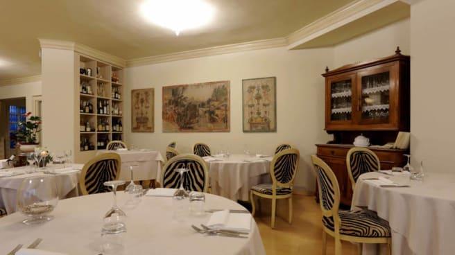 Vista sala - Il Gotha