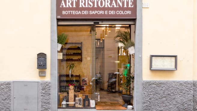 Entrada - Art Ristorante, Firenze