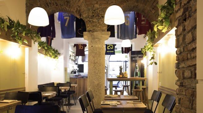 Il nostro locale - Casa Tapioca, Milan
