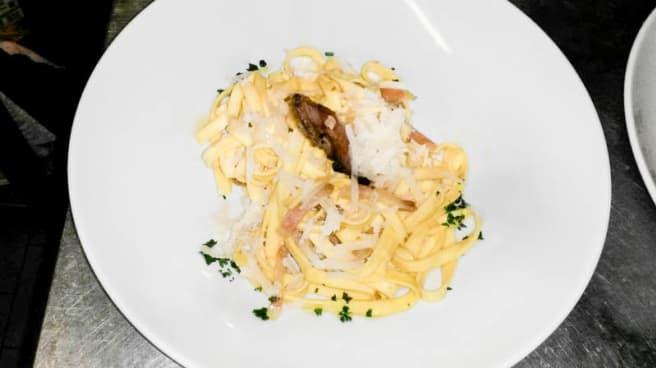 pasta - Trattoria Boccon di Vino -IVREA-, Ivrea