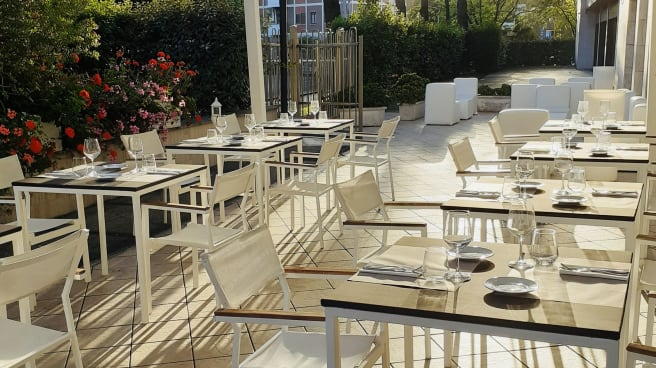 Ristorante De Gustibus - Hotel Mercure Roma West, Roma
