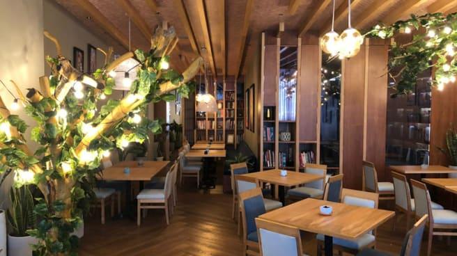 Sala - Cook's Porterhouse, Bogotá