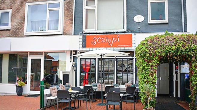 entree - Scampi Velsen, Velsen-Noord
