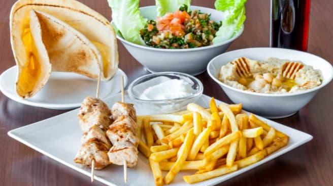 Suggestion du Chef - Les Trésors du Liban, Marseille