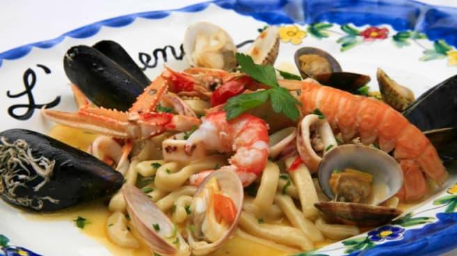 Piatto - Trattoria Sicilia, Catania
