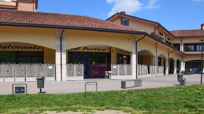 Esterno - Al Portico, Segrate