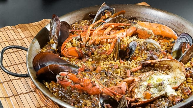 Sugerencia del chef - Can Tarradas, Lloret De Mar