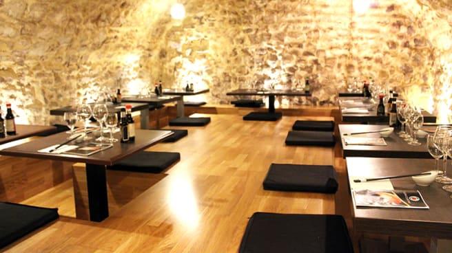 Salle - Sushi Couronne, Aix-en-Provence