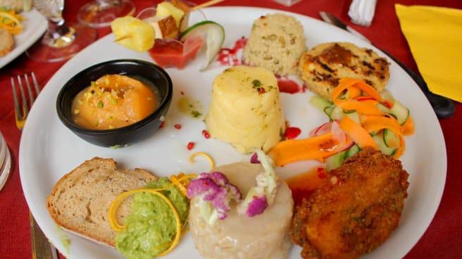Pranzo vegano della domenica - A Putia dell'Ostello, Catania