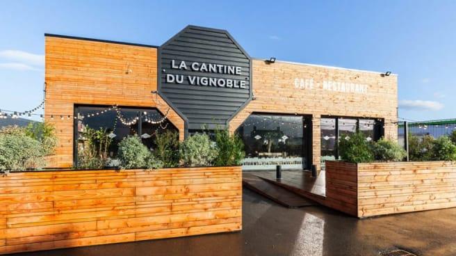 Entrée - La Cantine du Vignoble, Basse-Goulaine
