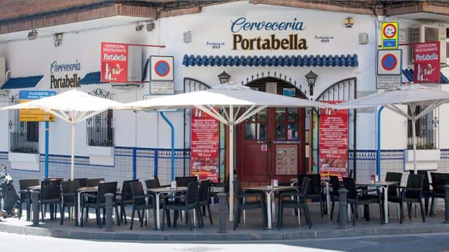Fachada - Portabella, Alicante