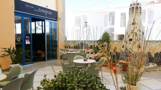 La entrada con terraza - Tempus, Alcossebre