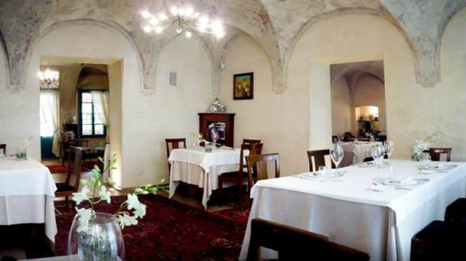 La sala - Osteria da Pietro, Castiglione delle Stiviere