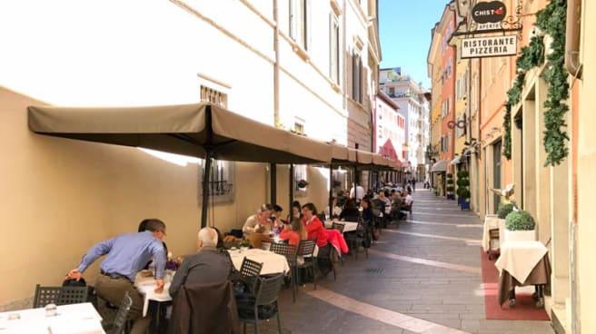 IL DEHORE ESTIVO - Chistè, Trento