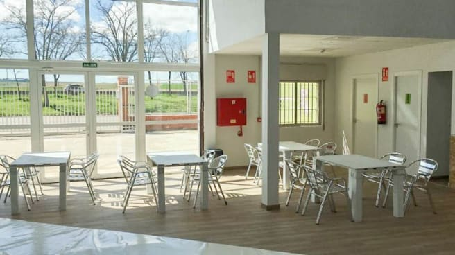 Vista sala - Indoorwall Café & Climb Space, Leganés