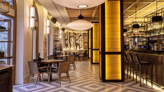 Vista Sala - Café Montesol by Sagardi, Eivissa