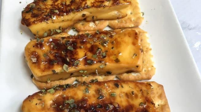 Sugerencia de plato - La Planchita de los Nachos, Becerril De La Sierra