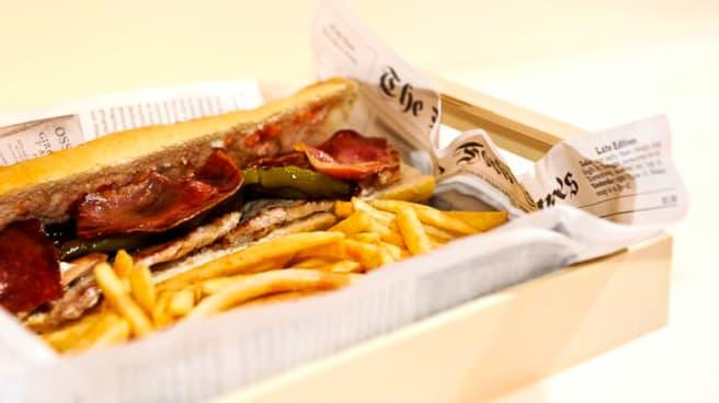 Sugerencia del chef - Playoff, Vila-Seca