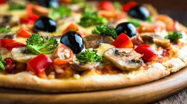 Sugestão do chef - Pizzaria Monte Verde - Pinheiros, São Paulo