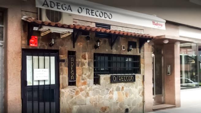 Entrada - Adega O Recodo, A Coruña
