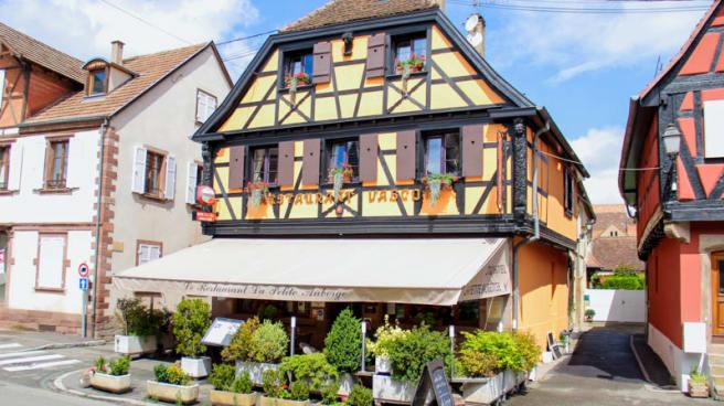 la petite auberge - La Petite Auberge, Rosheim
