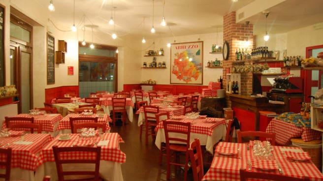 un angolo d´Abruzzo - Da Giannino l'Angolo d'Abruzzo a Torino, Torino